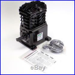 Replacement Air Compressor Pump >> New Speedaire 2wgx7 Air Compressor Pump 3hp Single Stage 135 Psi