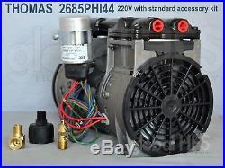 NEW Thomas 220V 2685PHI44 3/4HP LAKE FISH POND Pump Aeration Compressor 2685PE40
