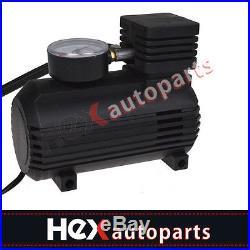 New 300PSI 12V Portable Mini Air Compressor Car Electric Tire Inflator Pump