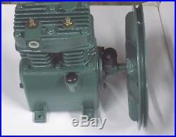 New FS Curtis CT Series E-3 Air Compressor Pump 3HP Vertical 1/60/230V AC/DC