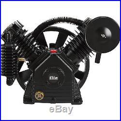 NorthStar Air Compressor Pump- 2-Stage 2-Cylinder 24.4 CFM @ 90 PSI 175 Max PSI