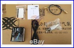 PCP Electric Air Compressor for Airgun Paintball Refilling High Pressure 300Bar