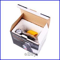 Portable 12V 150PSI Pump Auto Electric Air Compressor Tire Inflator Gauge+Case