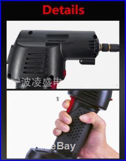 Portable Air Compressor 2200mAh Wireless Tire Pump Car cycling 12v LED Pressure