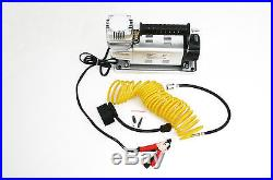 Portable Air Compressor 4X4 Off Road Expedition Quality Pump Car Tyre Inflator