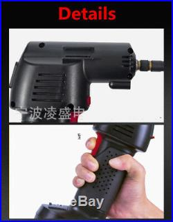 Portable Handheld Air Compressor Inflator Digital Car Auto Tire Inflatable Pump