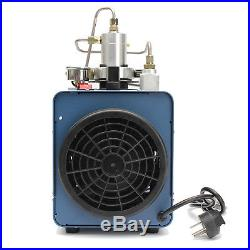 Portable High Pressure 30Mpa 4500PSI Electric Compressor Air Pump PCP Inflator