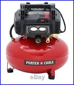 porter cable combo 2 framing nailer portable air compressor pump car inflator