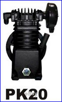 Puma 1rhp Single Stage Air Compressor Pump! Model PK20 BRAND NEW! Free Shipping