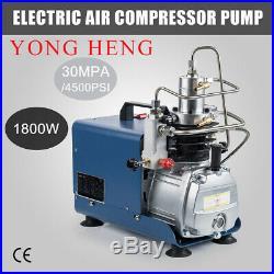 Pump Electric High Pressure 30MPa Air Compressor System Rifle PCP Air Gun