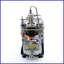 Pump Electric High Pressure 30MPa Air Compressor System Rifle PCP Air Gun 110V