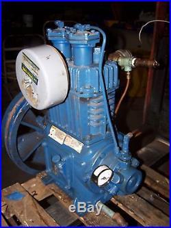 Quincy Model 216l 104 Air Compressor Pump Head 20030516