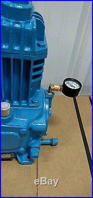 Quincy 214 Pressure Lubed Air Compressor Pump 16 5 Scfm