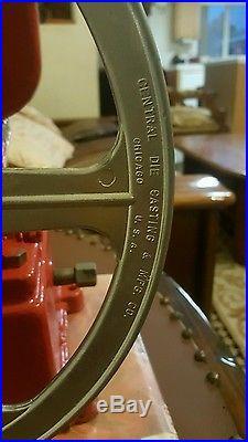 Replacement Air Compressor Pump >> Rare Vintage usaco air compressor pump. Piston works made ...