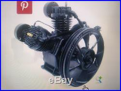 Schulz Air Compressor Pump Msw 60 Max Cast Iron 175psi 60cfm