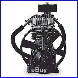 SPEEDAIRE 5Z404 Air Compressor Pump, 2 Stage