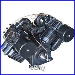 Saylor Beall 9000 Cast Iron Replacement Pump, 30 HP, LaPlante LP230, 102 CFM