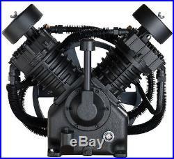 Speedaire 5z405b 10hp Compressor Pump 2-stage Ci10 Campbell Hausfeld Tx2101