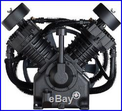 Speedaire Air Compressor Pump, 10 HP, 34 CFM, 2 Stage 5Z405D