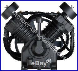 TX2101 Campbell Hausfeld 10 HP 2 Stage Air Compressor Pump