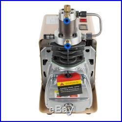 USA Durable 110V 30MPa Air Compressor Pump PCP Electric High Pressure Auto