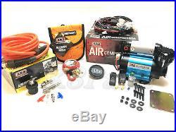 Ultimate Wheeler ARB Air Compressor KIT, E-Z Tire Deflator & Pump Up Kit 4x4
