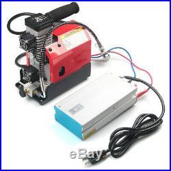 Upgrade 30MPa Air Compressor Pump 12V / 110V PCP Electric 4500PSI High Pressure