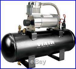 VIAIR Portable Garage 2-Gallon 150-PSI 12-Volt Oil-Free Air Compressor Pump Kit