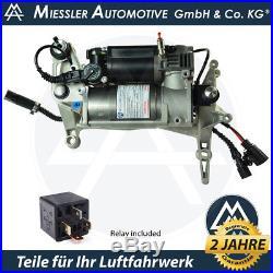 VW Touareg I (7L) Luftversorgungsanlage Kompressor Luftfederung 7L0698007E