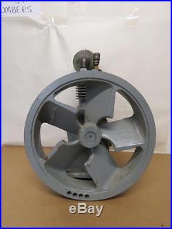 Vintage Champion Pneumatic Air Compressor Motor/Pump Untested Steampunk (inv#52)