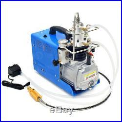 XYS 110V 30MPa 4500PSI Air Compressor Pump PCP Electric High Pressure Rifle