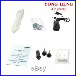 YONG HENG110V 30MPa 4500PSI Air Compressor Pump PCP Electric High Pressure Rifle