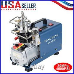 YONG HENG High Pressure Air Compressor Pump 30Mpa 4500PSI Electric Air Pump PCP